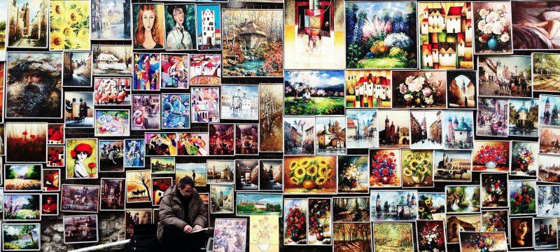 Wie ethisch sind der Kunsthandel und seine Sammler?